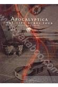 Фото - Apocalyptica: The Life Burns Tour (DVD)
