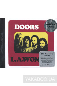 Фото - The Doors: The L.A. Woman (Import) (2 CDs)
