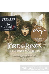 Фото - Original Soundtrack: Lord of the Rings: The Fellowship Of The Ring (Import)