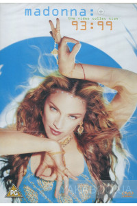Фото - Madonna: The Video Collection 1993-1999 (Import)