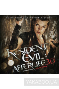 Фото - Original Soundtrack: Resident Evil: Afterlife (Import)