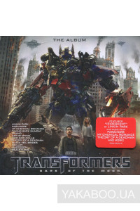 Фото - Original Soundtrack: Transformers: Dark of the Moon (Import)
