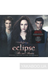 Фото - Original Soundtrack: The Twilight Saga: Eclipse (Import) (Deluxe Edition)
