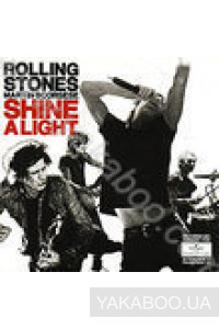 Фото - The Rolling Stones: Martin Scorsese. Shine a Light