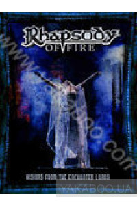 Фото - Rhapsody of Fire: Visions of the Enchanted Lands (2 DVDs)