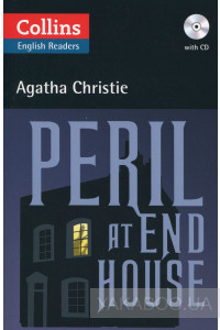 Фото - Peril at End House (ELT Reader) (+ CD)