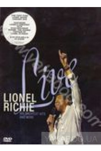 Фото - Lionel Richie: Live. His Greatest Hits and More (DVD)