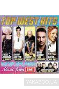 Фото - Сборник: Top West Hits. Music from EMI