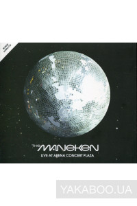 Фото - The Maneken: Live at Arena Concert Plaza (CD+DVD)
