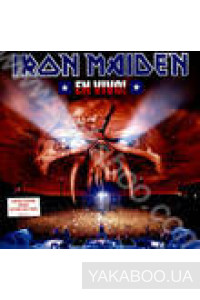 Фото - Iron Maiden: En Vivo! Live 2011 (Limited Edition) (Double Picture Disc Vinyl) (Import)