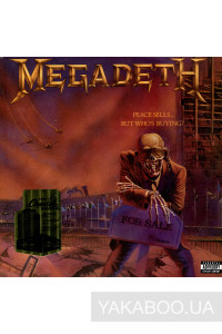 Фото - Megadeth: Peace Sells… but Who's Buying?  (180 Gram Vinyl) (Limited Edition) (Import)