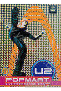 Фото - U2: Popmart. Live from Mexico City (DVD)