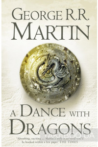 Фото - A Song of Ice and Fire. Book 5: A Dance With Dragons