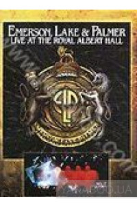 Фото - Emerson, Lake & Palmer: Live at the Royal Albert Hall (DVD)