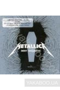Фото - Metallica: Best Magnetic. Limited Edition (2 CD's)