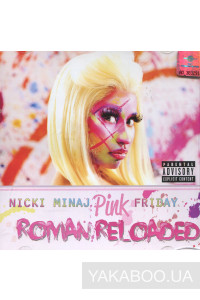 Фото - Nicki Minaj: Pink Friday Roman Reloaded