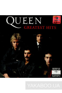 Фото - Queen: Greatest Hits (Digital Remastering)