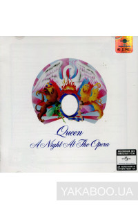 Фото - Queen: A Night at the Opera (Digital Remastering)