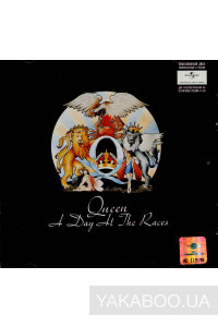 Фото - Queen: A Day at the Races (Digital Remastering)