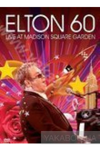Фото - Elton John: Elton 60. Live at Madison Square Garden (DVD)