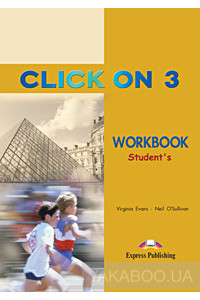 Фото - Click On 3: Workbook