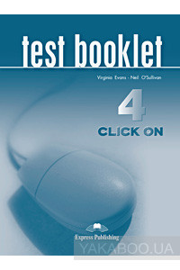 Фото - Click On 4: Test Booklet