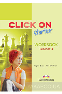 Фото - Click On Starter: Teacher's Workbook