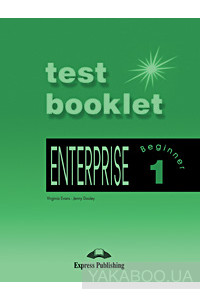 Фото - Enterprise 1: Test Booklet