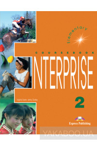 Фото - Enterprise 2: Student's Book