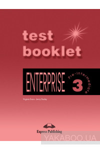 Фото - Enterprise 3: Test Booklet