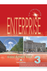 Фото - Enterprise 3: Video Activity Book