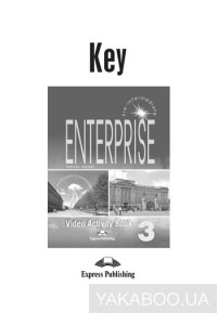 Фото - Enterprise 3: Video Activity Book: Key