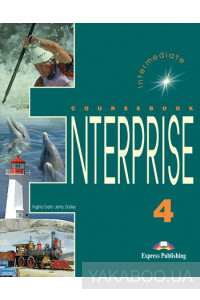 Фото - Enterprise 4: Student's Book. Coursebook