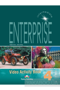Фото - Enterprise 4: Video Activity Book