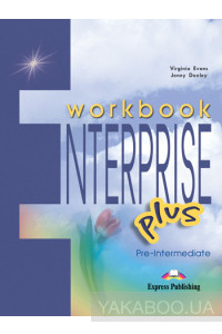 Фото - Enterprise Plus: Pre-Intermediate: Workbook