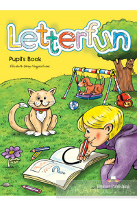Фото - Letterfun. Pupil's Book