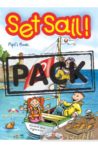 Фото - Set Sail! 2. Pupil's Book + Storybook
