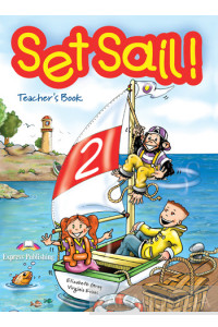 Фото - Set Sail 2. Teacher's Book