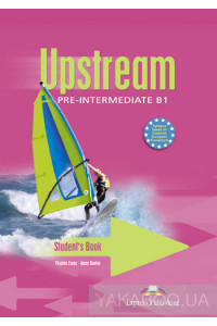 Фото - Upstream Pre-Intermediate B1. Student's Book