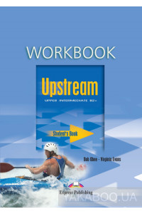 Фото - Upstream Upper Intermediate B2+. Workbook