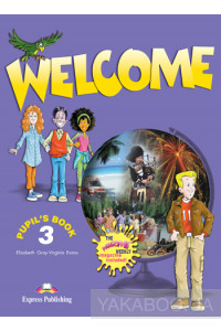 Фото - Welcome 3. Pupil's Book