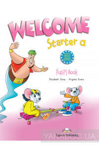 Фото - Welcome Starter A. Pupil's Book
