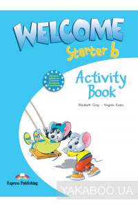 Фото - Welcome Starter B. Activity Book