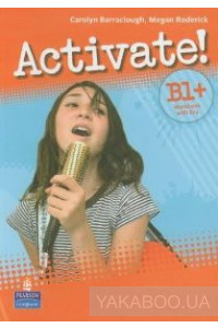 Фото - Activate! B1+. Workbook (+ CD)