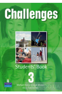 Фото - Challenges 3. Student's Book