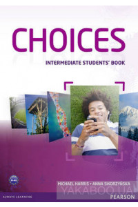 Фото - Choices Intermediate. Students' Book