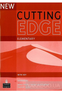 Фото - New Cutting Edge Elementary. Workbook with Key