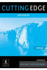 Фото - Cutting Edge Advanced. Workbook with Key