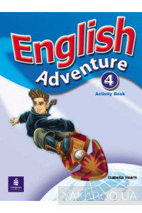 Фото - English Adventure. Level 4. Activity Book
