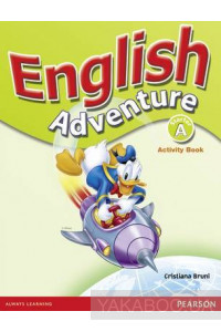 Фото - English Adventure. Starter A Activity Book